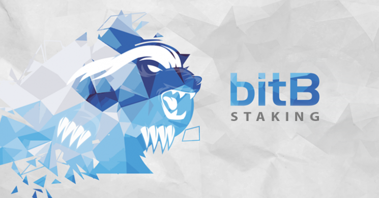 Signing a deal with the best staking group in the world – bitB Staking