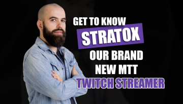 Welcome our MTT regular, Stratox among Twitch streamers (interview)