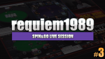 Requiem1989 #3 – Spin&Go live session