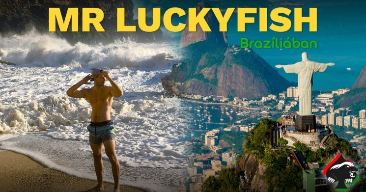Mr_luckyf1sh Braziliában
